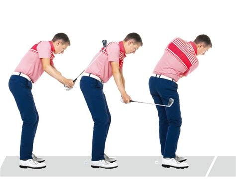 golf swing hands first downswing shoulders too fast swingstation