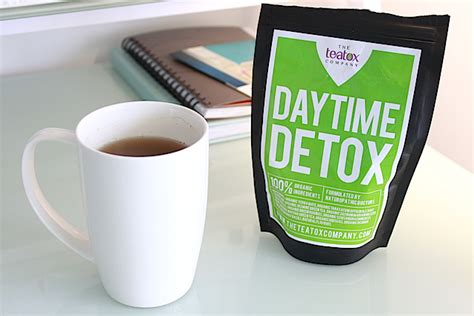 Genuine Health Daily Detox Review by The Teatox Company Review Genuine Glow