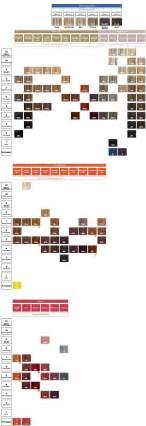redken color fusion redken fusion color chart image brown hairs