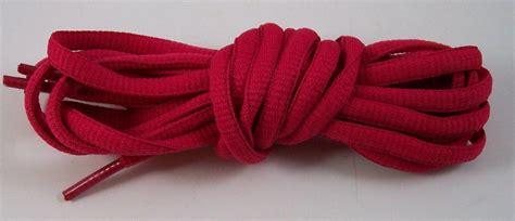 athletic shoe laces new unisex oval athletic shoe laces 18 colors ebay