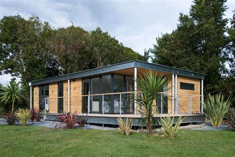 get attractive design of small prefab homes with