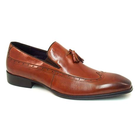 buy tassel slip on mens shoes gucinari