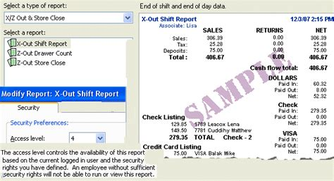 sle end of day report quickbooks point of sale for retailers