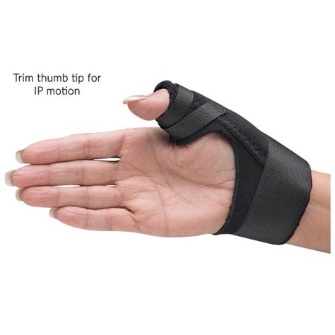 comfort cool thumb spica splint comfort cool thumb spica thumb and finger supports