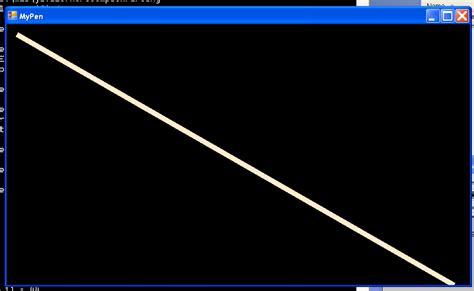Drawing C Sharp by Draw Line 2 Line 171 2d Graphics 171 C C Sharp
