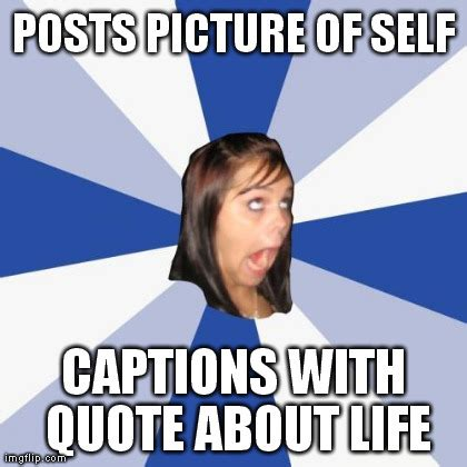 Meme Face Picture Editor - annoying facebook girl meme imgflip