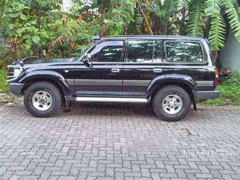 download car manuals 1997 toyota land cruiser windshield wipe control jual mobil toyota land cruiser 1997 4 2 di jawa tengah manual suv hitam rp 120 000 000 4033986