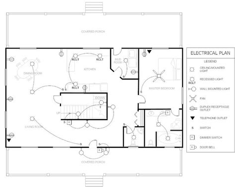 floor plan electrical symbols house electrical plan architectural stuff pinterest