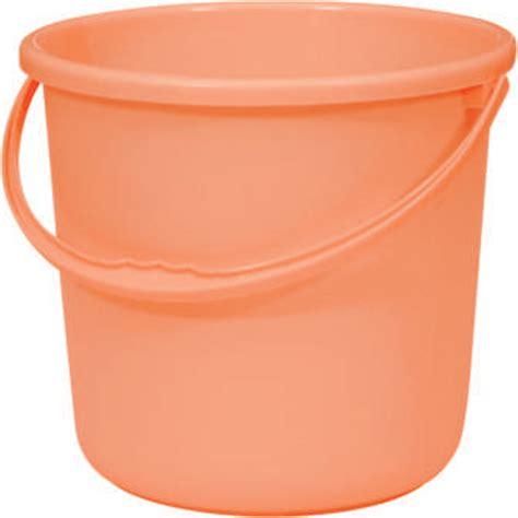 crown craft bucket desire frosty bucket plastic handle 13 ltr crown craft