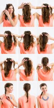 howtododoughnut plait in hair braiding 101 fishtail french and dutch inside out braids