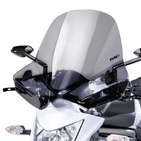 Windshield Sport Screen Suzuki Inazuma windshield puig touring ii light smoke