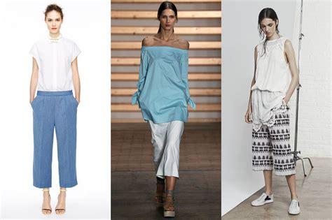 Cut Culottes Kulot Wanita Zara pantaloni culotte primavera estate 2015 pagina 3