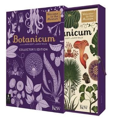 botanicum welcome to the botanicum kathy willis 9781783705344