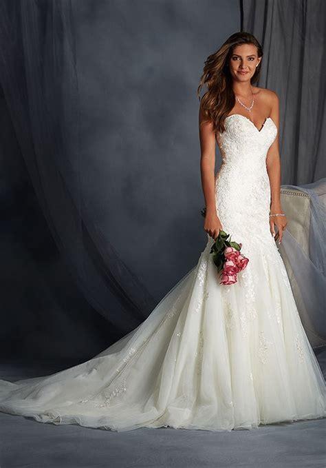 Wedding Attire En Francais by Robe De Mariage Soft Organza And Satin Wedding Dress