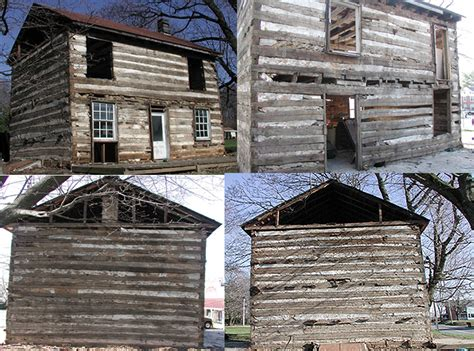 Chestnut Log Cabin by Log Cabins And Barns For Sale