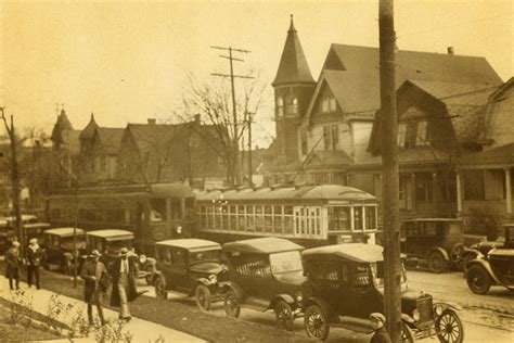 Strange History milwaukee notebook streetcar builds on a sometimes