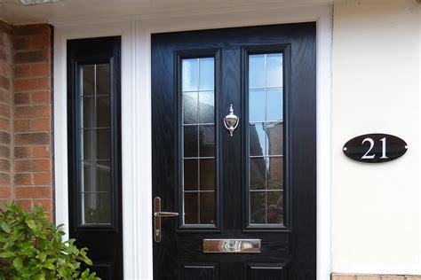 black upvc front doors weathershield solutions upvc windows doors home