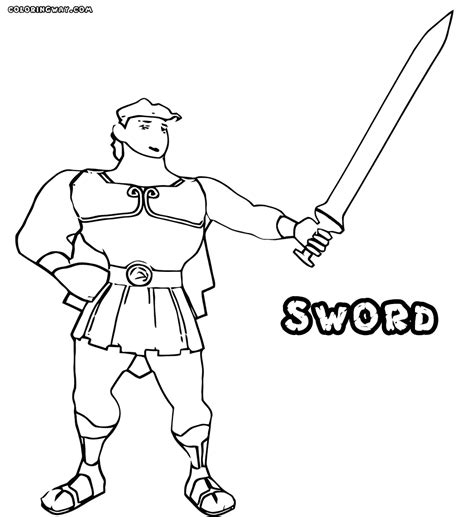 coloring pages s words sword coloring pages coloring pages to download and print