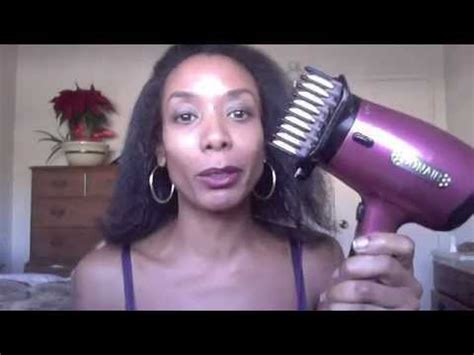 best hair blow dryer african american hair infiniti conair tension blow dryer d214sr on 4b 4c hair