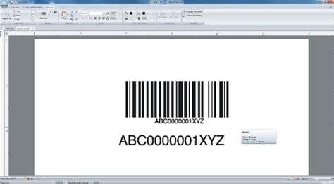 Etiketten Erstellen Mit Barcode by Anleitung Barcode Etikett Mit Cablabel S3 Pro Erstellen