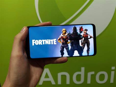 fortnite android beta fortnite est disponible sur android en b 234 ta priorit 233 aux