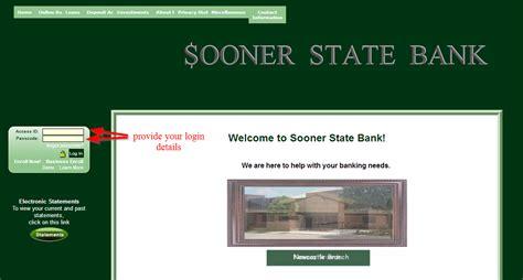 reset online banking password santander sooner state bank online banking login login bank