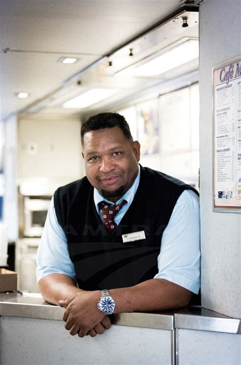 lead service attendant staffing a cafe 2016 amtrak