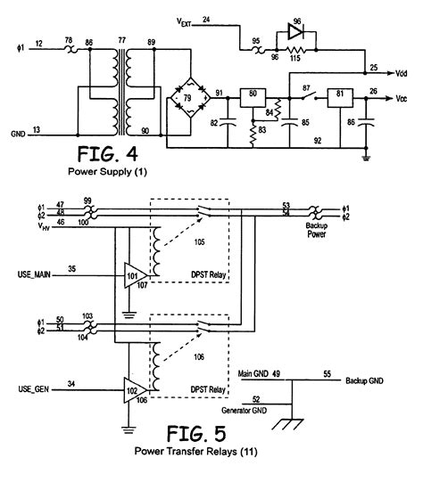 westinghouse transfer switch wiring diagrams circuit and