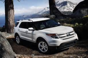 ford suv new car 2011 ford explorer suv photos price reviews