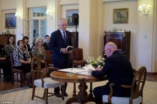 Number 10 Downing Street Floor Plan Malcolm Turnbull Prepares To Be Sworn In As Australia S
