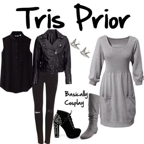 Divergent Wardrobe Tris | quot tris prior divergent quot by victorialives on polyvore jump