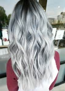 what hair colour for of 36 years 25 best ideas about silver ombre hair on pinterest