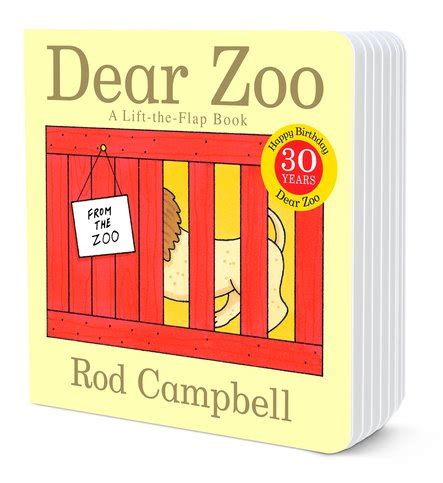 dear zoo (board book) scholastic shop