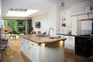 extension kitchen ideas a truly delicious kitchen extension apropos conservatories