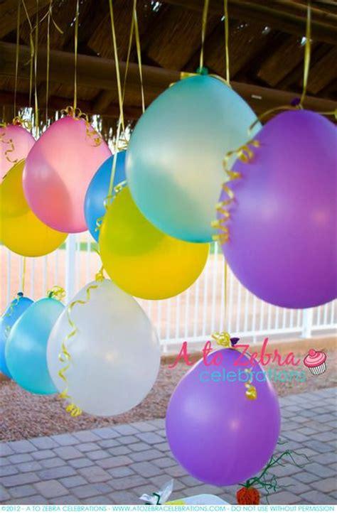 No Helium Balloon Decorations » Home Design 2017