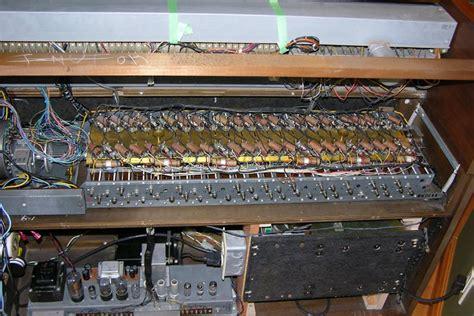 hammond organ tonewheel generator capacitor replacement and calibration