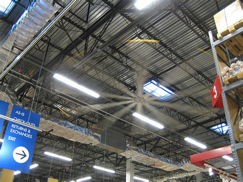 how to cool a warehouse with fans a guide to down your warehouse in the summer heat