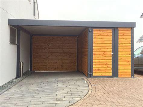 douglasie carport 17 best ideas about carport mit ger 228 teraum on