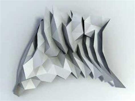 Folding Paper Architecture - folding paper 05