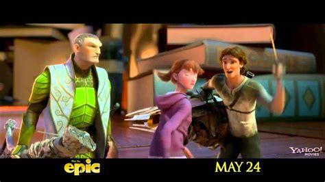 epic film music youtube epic nod josh hutcherson tv spot 2013 beyonc 201 movie