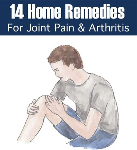Home Remedies For Joint by 14 Home Remedies For Arthritis Joint D