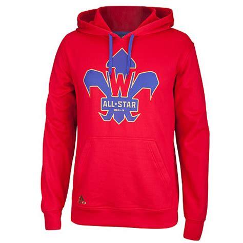 T Shirt Kaos Basket Nba All West Time Curry 30 adidas 2014 nba all team hoodies sportfits