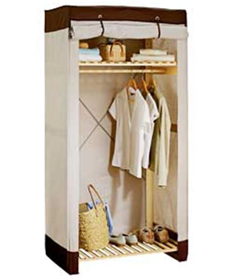 Single Fabric Wardrobe - wooden frame single fabric wardrobe mink and review