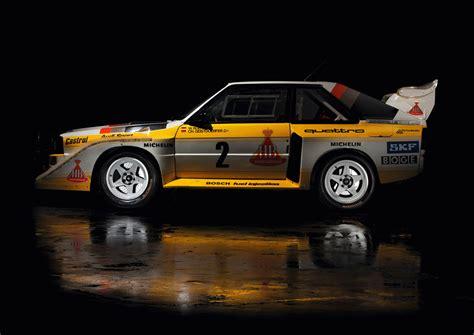 Audi Urquattro S1 by 1985 Audi Sport Quattro S1 Audi Supercars Net