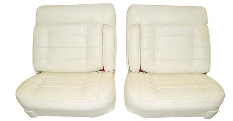 1970 cadillac seat covers pui cadillac seat upholstery 1975 76 eldorado rear seat