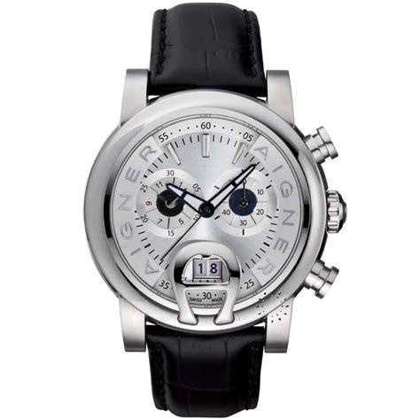 Aigner Bari Df 02 Leather Black ρολόι aigner bari chronograph black leather a37501 oroloi gr