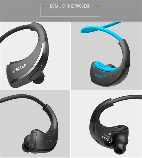 Headset Bluetooth Xiaomi Asus Samsung Dacom K65 genuine dacom armor sport ipx5 waterproof wireless
