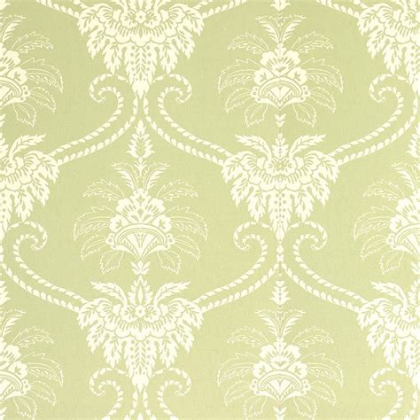 download green damask wallpaper uk gallery damask olive green and cream at10067 wp010