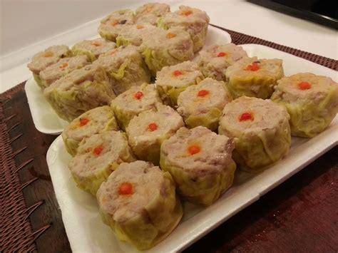 resep membuat siomay udang ayam resep siomay ayam udang lezat coba di rumah yuk jatik com