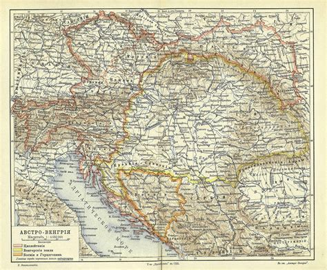 map of austria 1900 map of austria hungary 1900 1907 size